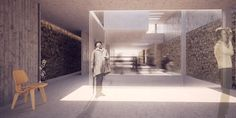 conceptual render by dms infoarquitectura