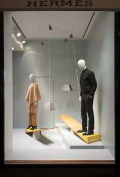 Hermes Windows Fall 2014 / Catalyst #auxarmesetc