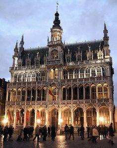 Maison du Roi (1536) ~ Bruxelles  Belgium