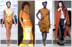 Ugandan Barkcloth in Fashion and Design -  Ugandan barkcloth is an environmentally-friendly, renewable material which originates from the Buganda Kingdom in Uganda.