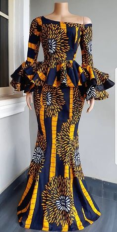 Native Skirt And Blouse creative Ankara Skirt And Blouse Styles 2019 for slay Queens African Fashion Ankara, Latest African Fashion Dresses, African Dresses For Women, African Print Dresses, African Print Fashion, Africa Fashion, African Attire, African Wear, African Style Clothing