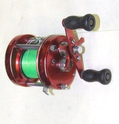 Fishing Reel Maintenance