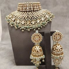 Indian Wedding Jewelry, Indian Bridal, Bridal Jewelry, India Jewelry, Jewellery, Indian Designer Wear, Jewelry Collection, Fashion Jewelry, Chokers
