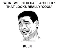 What's a cool Desi Selfie ... Too funny