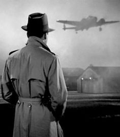 Humphrey Bogart ~ Casablanca, 1942