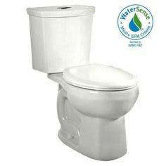 H2Option Right Height Dual Flush Round Toilet