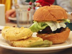 A Sandwich a Day: Fried Green Tomato BLT from Hominy Grill in Charleston, SC   Serious Eats