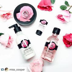 Our British Rose Body Care makes the perfect gift set for her.