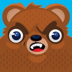 Bear Agario Custom Skin Name Avec Images