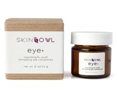 Skin Owl - Organic Eye+ (Nourishing + Youth Stimulating Eye Concentrate)