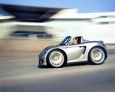 Porsche Targa short car