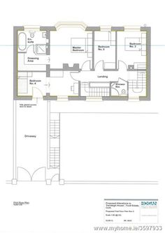 House for sale in Montenotte, Cork City Property Listing, Property For Sale, Cork City, Apartments For Sale, New Homes, Floor Plans, Lovers, House, Home