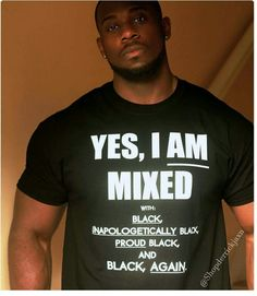 Love the shirt... & him!