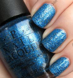 OPI Absolutely Alice from the Alice in Wonderland collection.