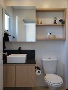 Tiny Powder Rooms, Bathroom Medicine Cabinet, My House, Interior Design, Mirror, Furniture, Home Decor, Smart Robot, Casino Night