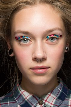 Ashish | Spring 2016 Beauty | The Impression