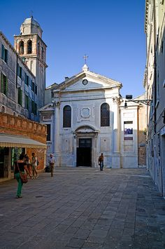San Simeon Profeta, Venezia