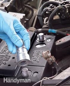 What are safety tips for conducting electrical repair on automobiles?
