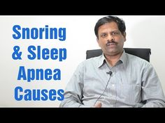 How To Resolved Question - Comment Ça Marche What causes snoring & sleep apnea? - Dr. Kumaresh Krishnamoorthy