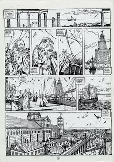 La Imaginación Dibujada: La crónica de Leodegundo
