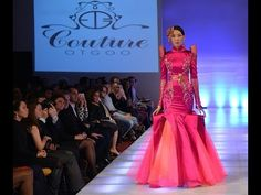 Otgoo Couture Fashion Show at Couture Fashion Week NY - YouTube