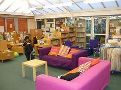 School Library Design for Small School