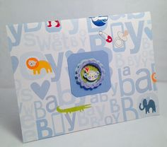 It's a Boy 2 by JBRCards on Etsy So cute for a baby shower!