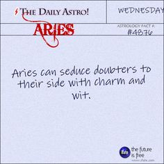 Aries 4876: Visit The Daily Astro for more facts about Aries.