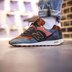 """New Balance 577 """"Yard Pack"""" Made in England"""