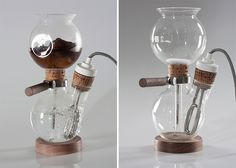 A Coffee Maker That Looks Like It Comes From A Chemistry Lab | Co.Design | business + design