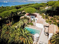 Villa for sale Saint-Tropez. Villa for sale Parcs in Saint-Tropez near Cannoubiers Bay and Beach. Pearl Beach, Rural House, Sitges, Saint Tropez, Pent House, Townhouse, Swimming Pools, Saints, Villa