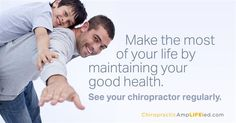 Regular chiropractic care keeps you balanced and allows your innate intelligence to heal the body. #wellnesswednesday