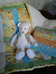 Baby snuggle set by DevLynnDesigns on Etsy