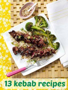 Yum! 13 tasty kebab recipes to try this summer