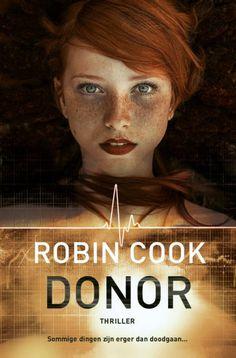 Donor - Robin Cook Super spannend boek!!