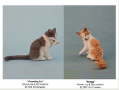 Kerri Pajutee Miniature Animals