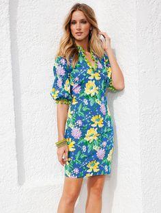 Vestido Oregón Pompas Primavera - Verano 2015