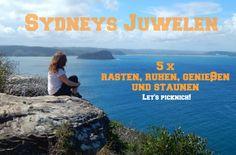 Sydneys Juwelen, für dein Picknick!