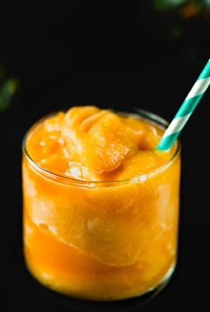 Sometimes we just need a drink. And it's something specific that we are looking for, but we don't have everything in our pantry. Which means, we use what we have, just like this margarita. Peach Margarita Recipes, Chef Recipes, Easy Recipes, Frozen Drinks, Mixed Drinks, Chef Food, Easy Meals, Appetizers, Alcohol