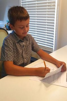 4 Helpful Tips For Getting Kids Into A Good Homework Routine