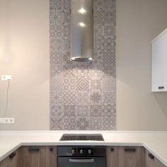 1900: Tassel Perla - 20x20cm. | Pavimento - Gres | VIVES Azulejos y Gres S.A. danaro4kaa's photo on Instagram #hydraulic #tile #design