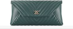 Chanel Clutch - 6.3 x 11.8 x 2.8  $2400