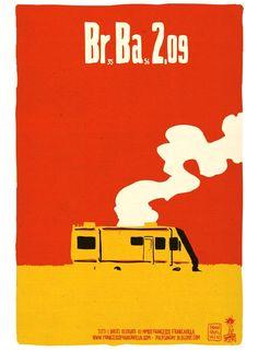 Francesco Francavilla ilustró los capítulos de Breaking Bad - Antidepresivo