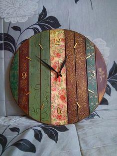 Часы, диаметр 45 см