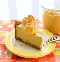 #Vegan #Pumpkin Dip or Topping by Laura Friendly #Recipe
