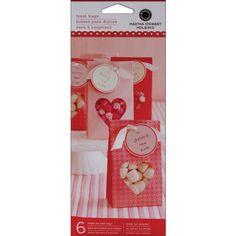 Martha Stewart Crafts Valentines Day Mini Paper Treat Bags ** CONTINUE @ http://www.laminatepanel.com/store/martha-stewart-crafts-valentines-day-mini-paper-treat-bags/?b=9884