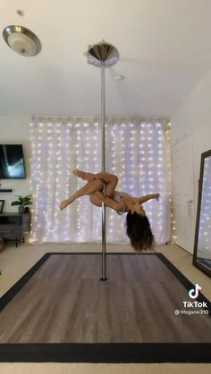 Pole Dance Moves, Pole Dancing Fitness, Dance Poses, Pole Fitness, Pole Sport, Funny Videos For Kids, Tiny Dancer, Number Two, Dance Videos