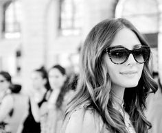 olivia-bw by {this is glamorous}, via Flickr