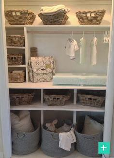 DoBundle- Shop Nursery Closet Organizers