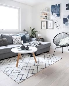 If you need to transform your living room for the better, try Scandinavian interior design. Here are some of the beautiful Scandinavian living room inspiration. Interior Modern, Interior Design Living Room, Living Room Designs, Living Room Themes, Living Room Prints, Interior Livingroom, Bedroom Designs, Style Deco, Living Room Inspiration